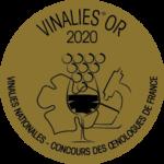 Vinalies or 2020 au Concours des Œnologues de France