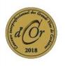 Médaille d'or 2018 au Concours Interprofessionnel des Grands Vins de Corbières